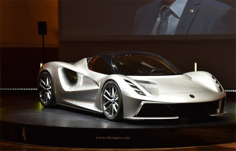 Lotus All Electric Supercar Evija Released 2000hp 0 100km H In 3s Top Speed 320km H