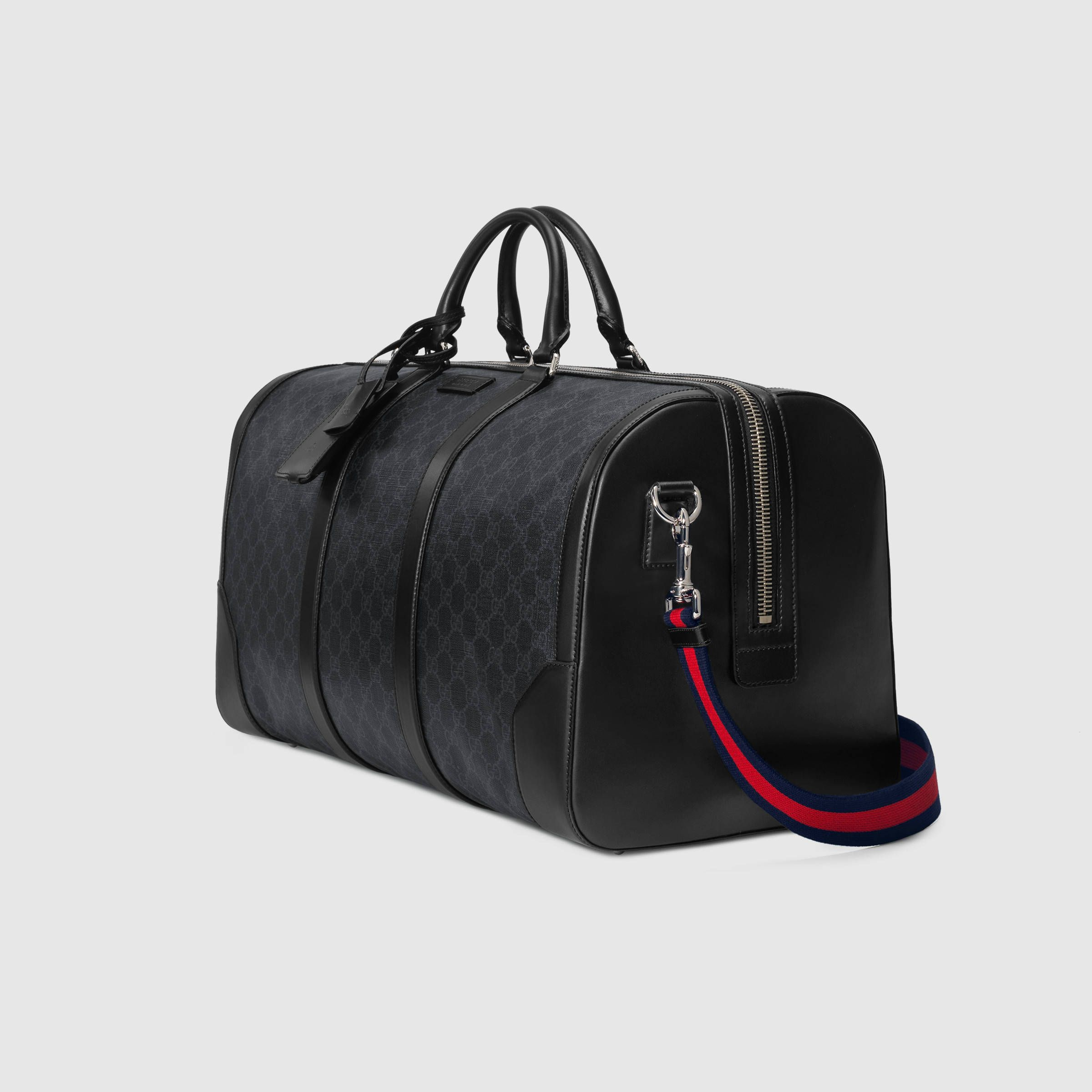 68fa903cc502b4 Soft GG Supreme carry-on duffle | M. Bag Travel | Gucci, Bags ...