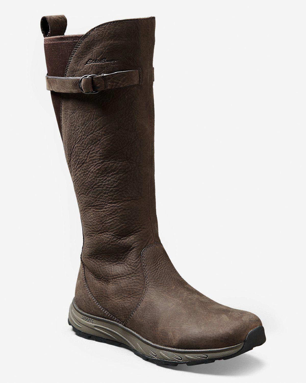 113a7e6f370 Totes Womens Shauna Wide Calf Winter Boots Waterproof Zip