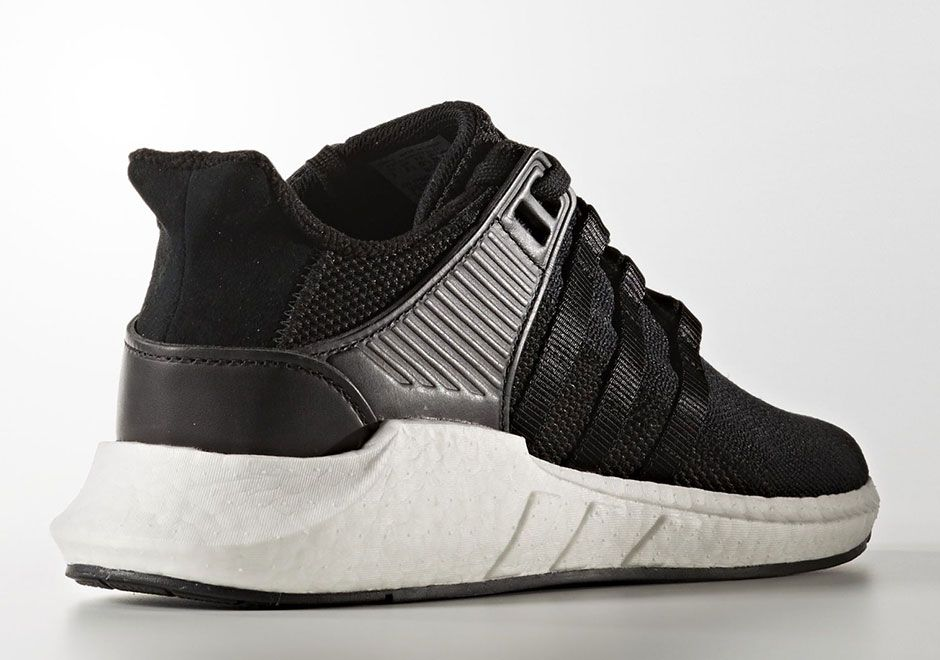 online store 2018 sneakers detailed images adidas EQT Support 93-17 Core Black BB1236 | What's Crackin ...