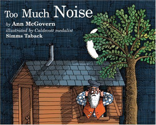 Too Much Noise Sandpiper Books In 2021 Elementary Music Teacher Kindergarten Music Preschool Music