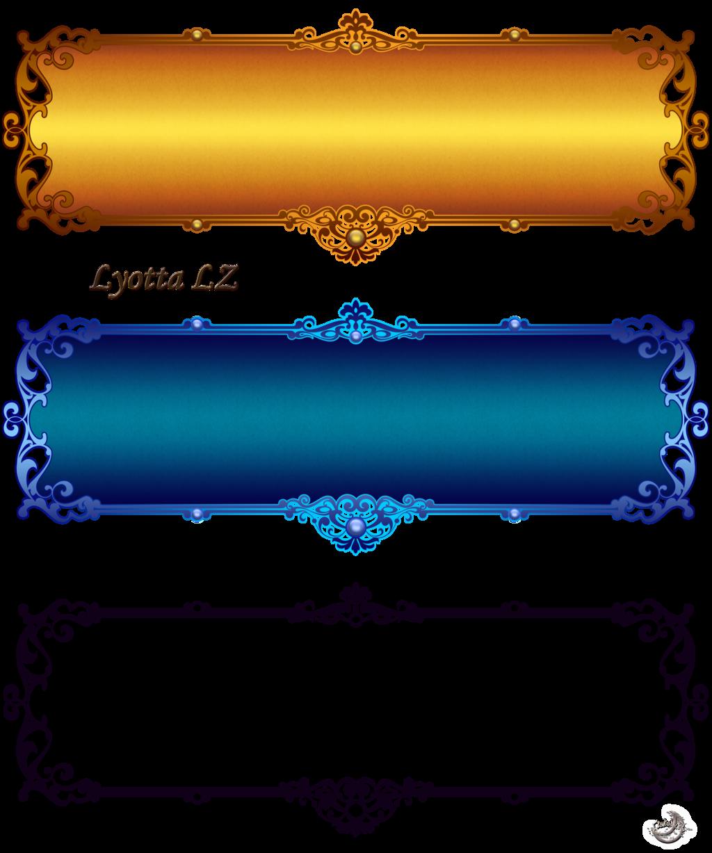 Borders Labels 2 By Lyotta On Deviantart Frame Border Design Page Borders Design Banner Background Images