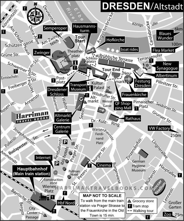 Dresden Map Google Search Town Map Dresden Map Dresden