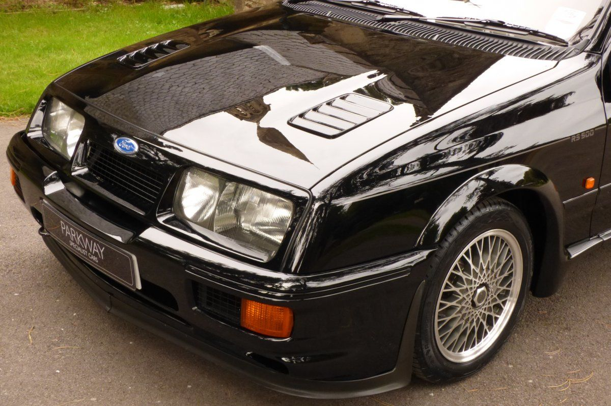 Ford Sierra Rs500 2 0 Cosworth No 136 500 Ford Sierra Ford