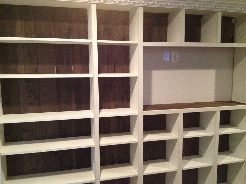 Ikea Hack Bookcase: Ikea Billy Bookcase Hack