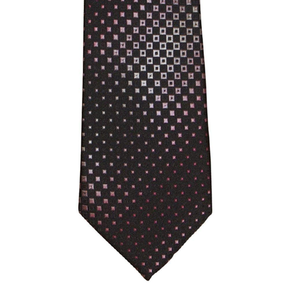 Skinny Diamond Tie Set