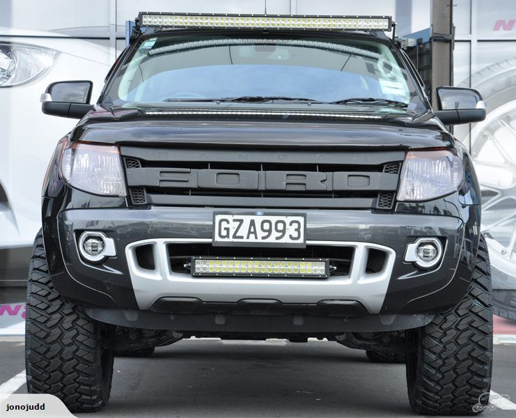 usa raptor style grill to suit ford ranger bad ass. Black Bedroom Furniture Sets. Home Design Ideas