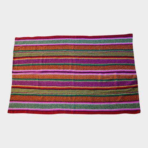 Handloomed Peruvian Manta – TEJIDO