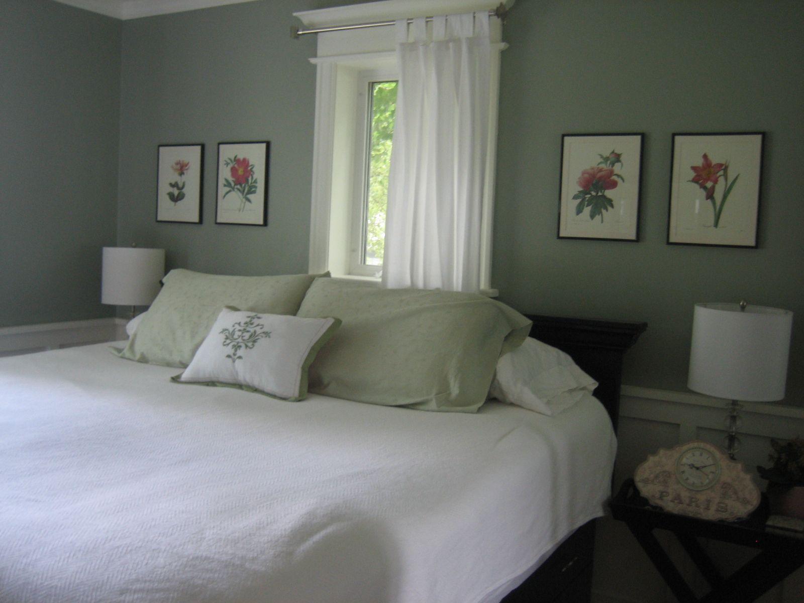 Choosing Paint Colors Sage Green Bedroom Green Bedroom Design
