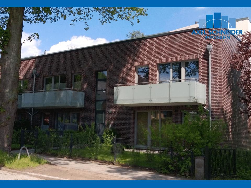 Hamburg Lohbrugge Leuschnerstrasse 62 Immobilienmakler Immobilien 2 Zimmer Wohnung