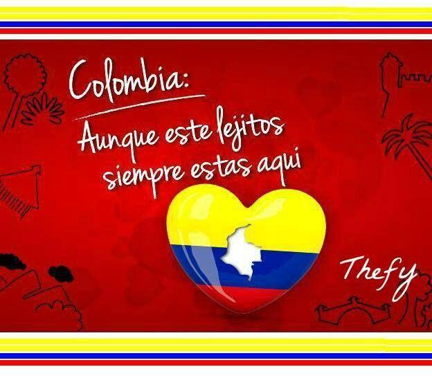 Te Amo Mi Colombia Bella Bandera De Colombia Colombia Ciudades De Colombia