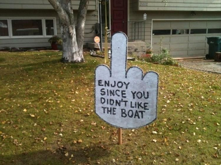 So Much For The Love Thy Neighbor Thing 16 Pics Funny Memes Sarcastic Annoying Neighbors Memes Sarcastic
