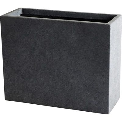 Modern Composite Planter Box Concrete Planter Boxes Concrete