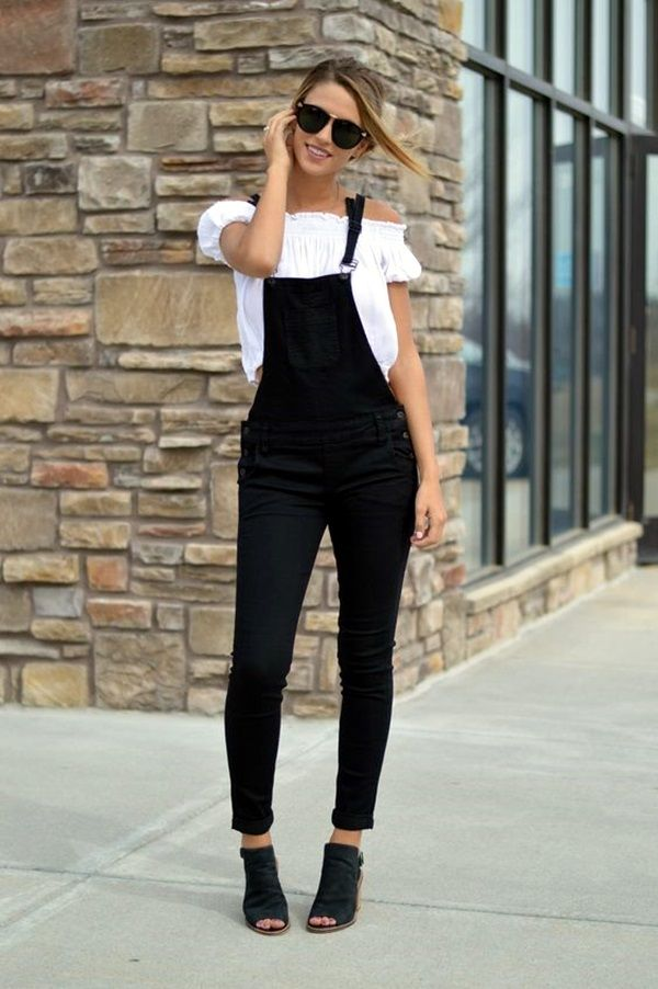 1ad66227202 45 Cute Skinny Black Jeans Outfit worth Trying | Fashion | Black ...