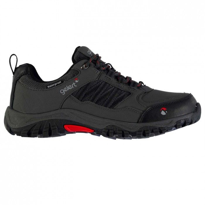 a1307e2182e Gelert - Horizon Low Waterproof Mens Walking Shoes | Haine - Panrofi ...