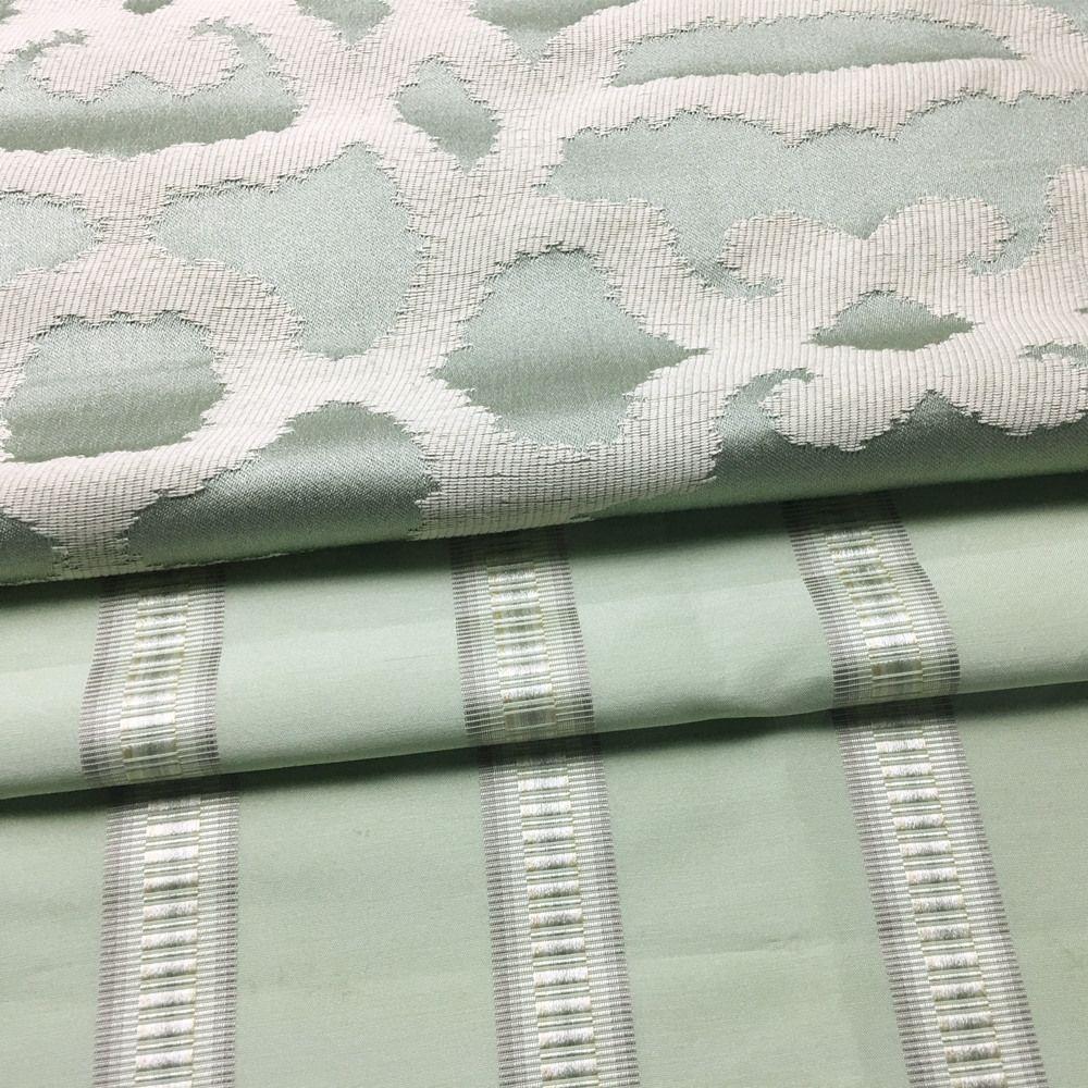 Aliexpress buy contemporary light green ikat design stripe