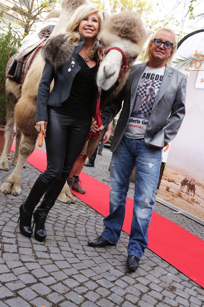 Carmen Karim Und Robert Winter Jackets Fashion Jackets