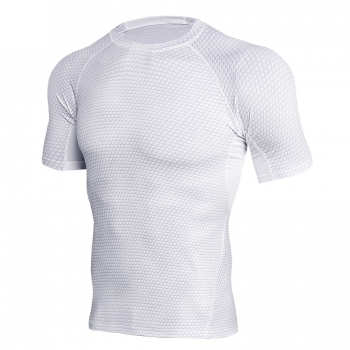 Mens New Sports Gym Running Yoga Athletic Shirt Top Blouse Allywit Mens T Shirts