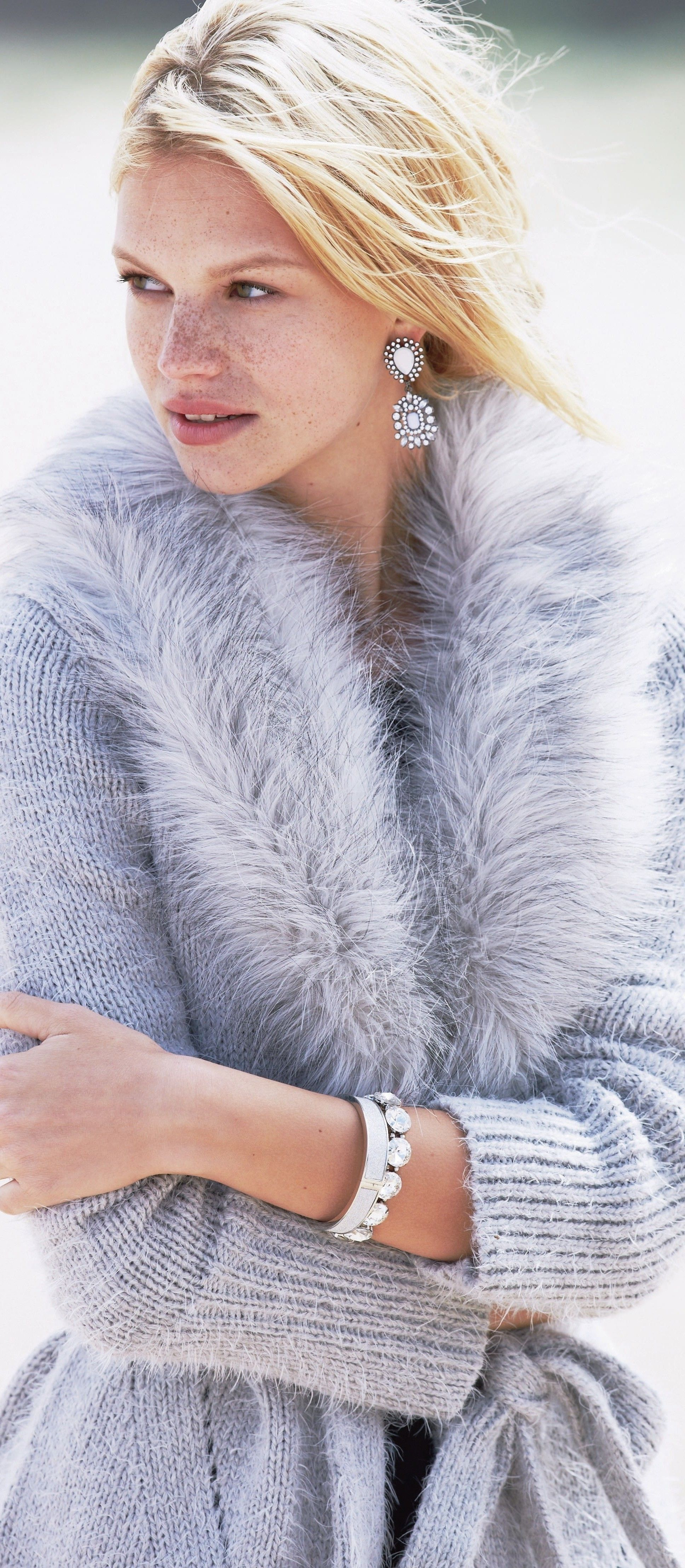 Christmas Party Outfit Ideas 2014 Part - 26: Faux Fur Is One Of The Cute, Fun, New, Latest Fashion Trends: