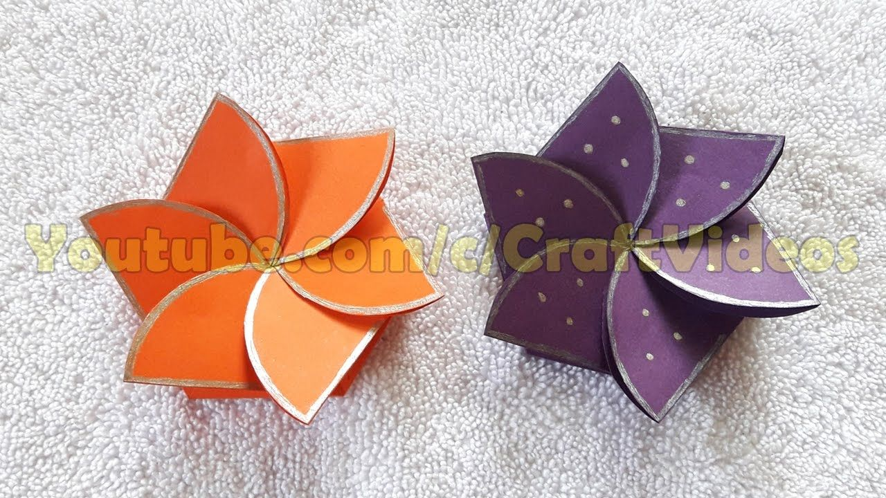 Flower Envelope Card Flower Envelope Diy Flower Envelope Card Tutorial Flower Cards Diy Envelope Unique Envelopes