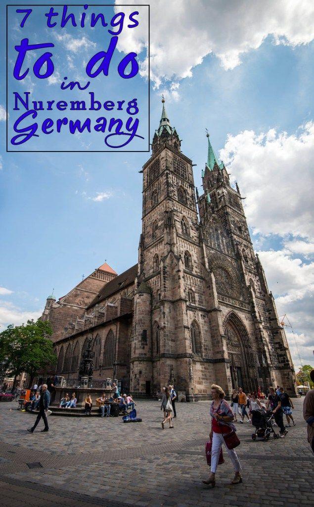7 Things To See In Nuremberg Turism Zeițe
