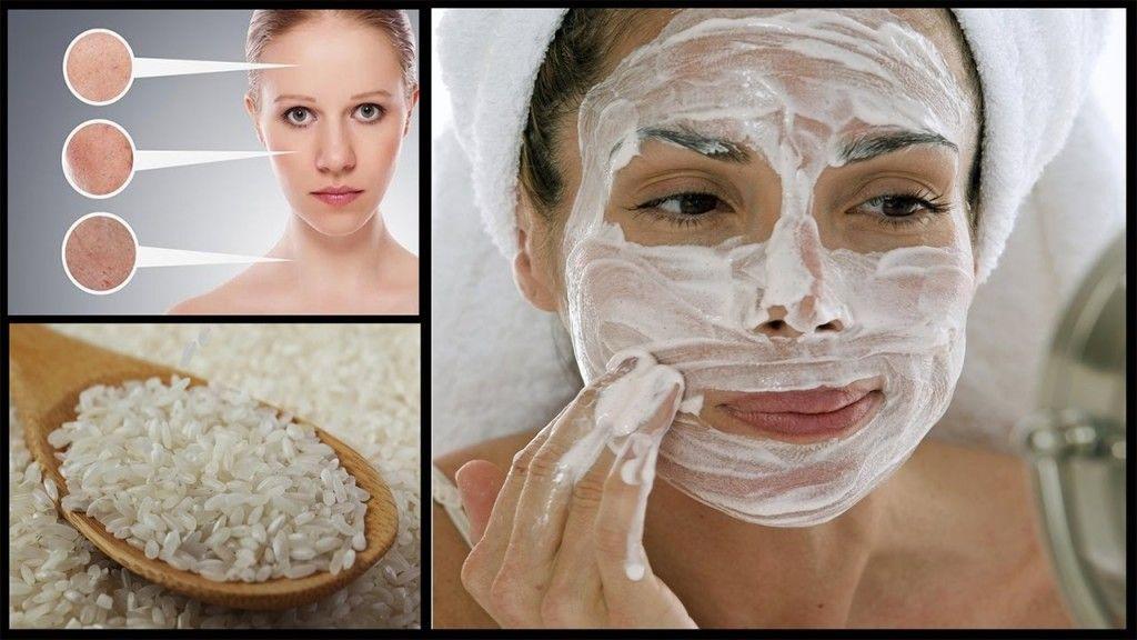 5 Beneficios Do Arroz Para Uma Pele Bonita E Suave Mascara De