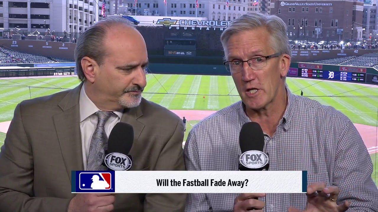 Will the fastball fade away? Faded, Fox sports, Fade away