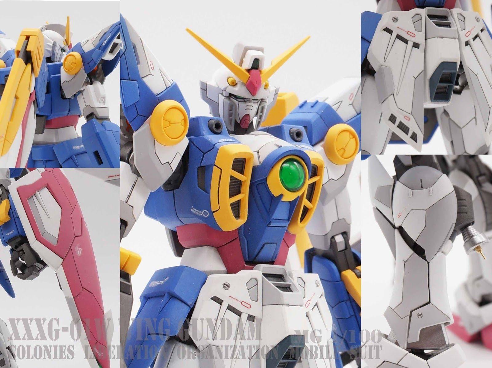 12 Gundam Wing Tv Version Wallpapers
