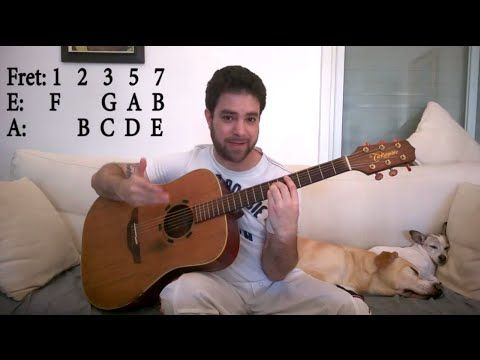 How To Memorize Find Practice Barre Chords The Ultimate Guitar