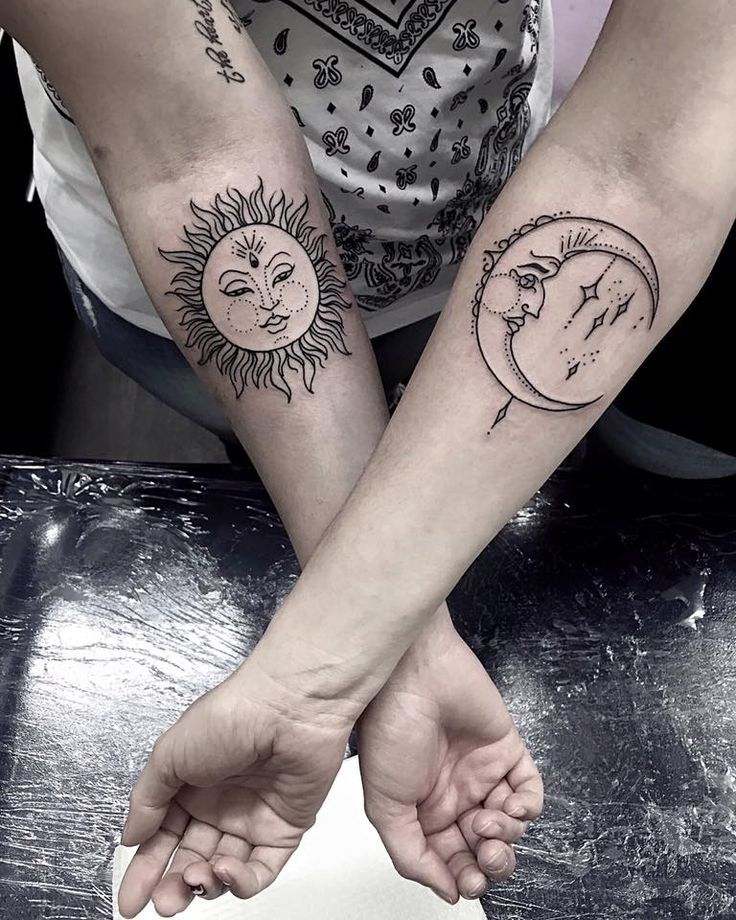 50 Truly Touching Mother Daughter Tattoo Designs: 40 Amazing Mother Daughter Tattoos Ideas To Show Your
