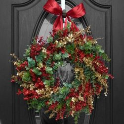 Shop Picture Of Wreaths Products on Houzz   COUNTRY SELL--DIY ...