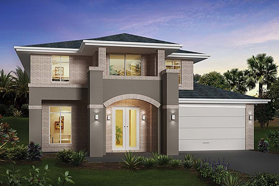 homes for sale in daytona beach fl kb home modern home exteriors exterior lighting and home - Modern Home Designers