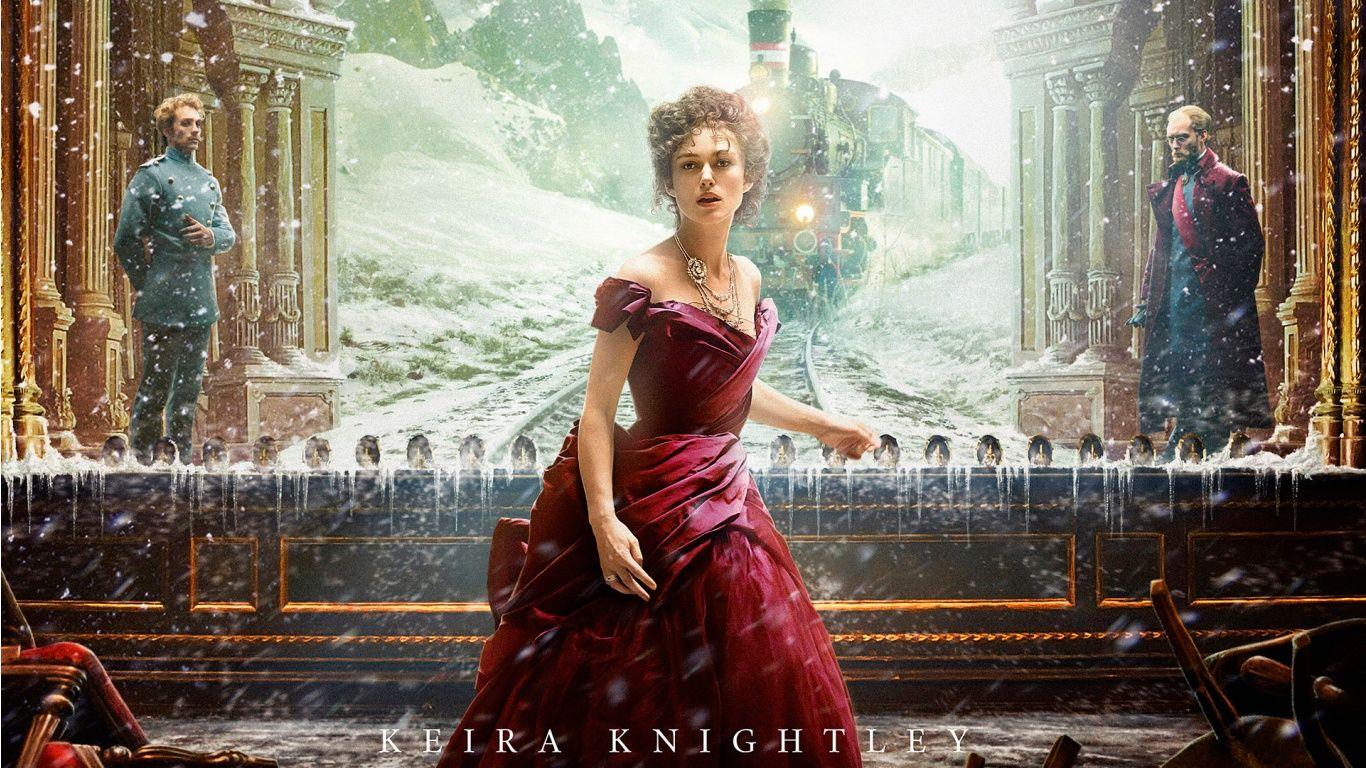 Resultat d'imatges de Anna Karenina: