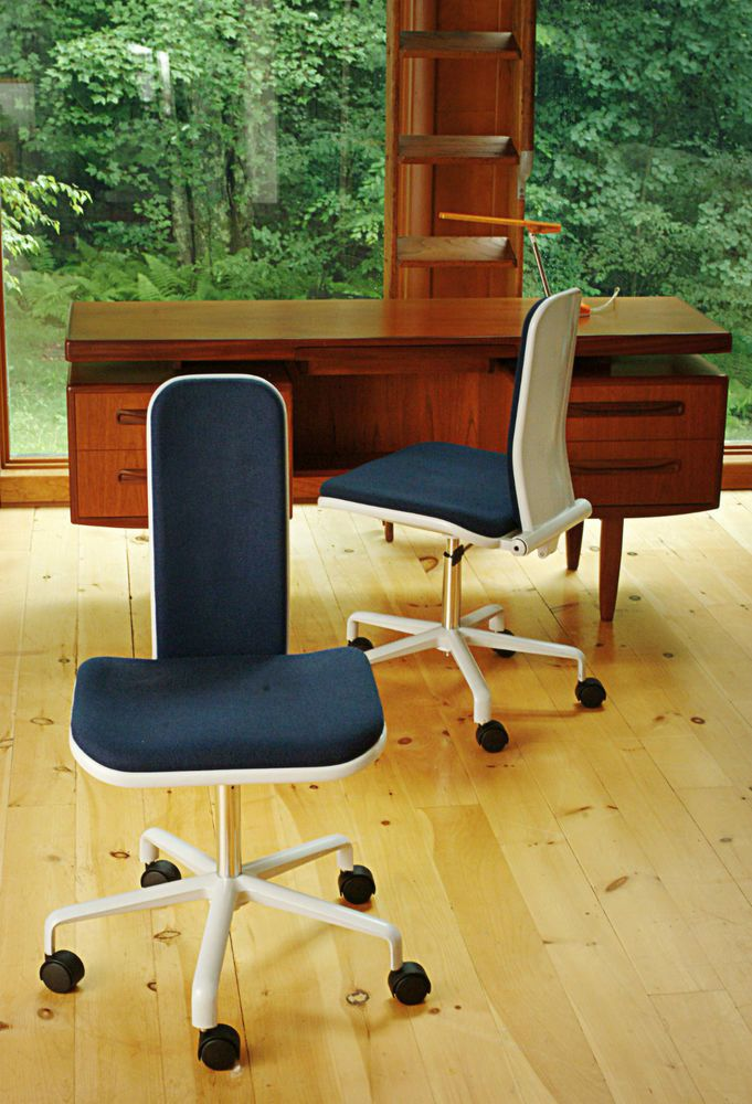 1 SUPPORTO OFFICE CHAIR FRED SCOTTs HILLE DESIGN UK EQUIV OF