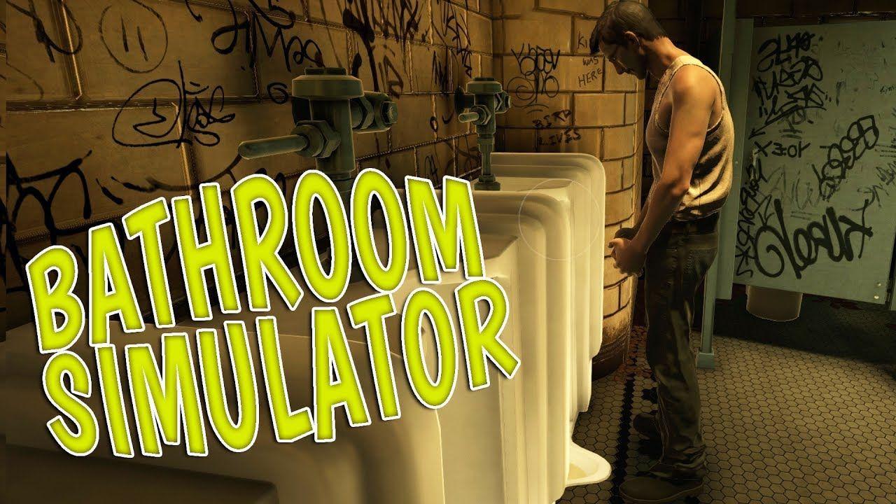 The Tearoom Tea Room Bathroom Simulation