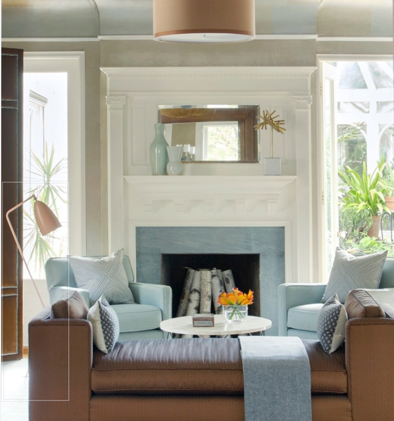 Explore Transitional Living Rooms, Bold Colors, And More!