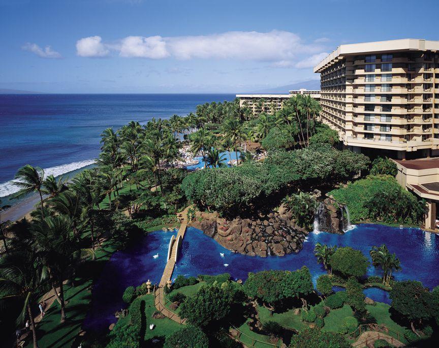 The Hyatt Regency Maui Resort Is The Best In The World For