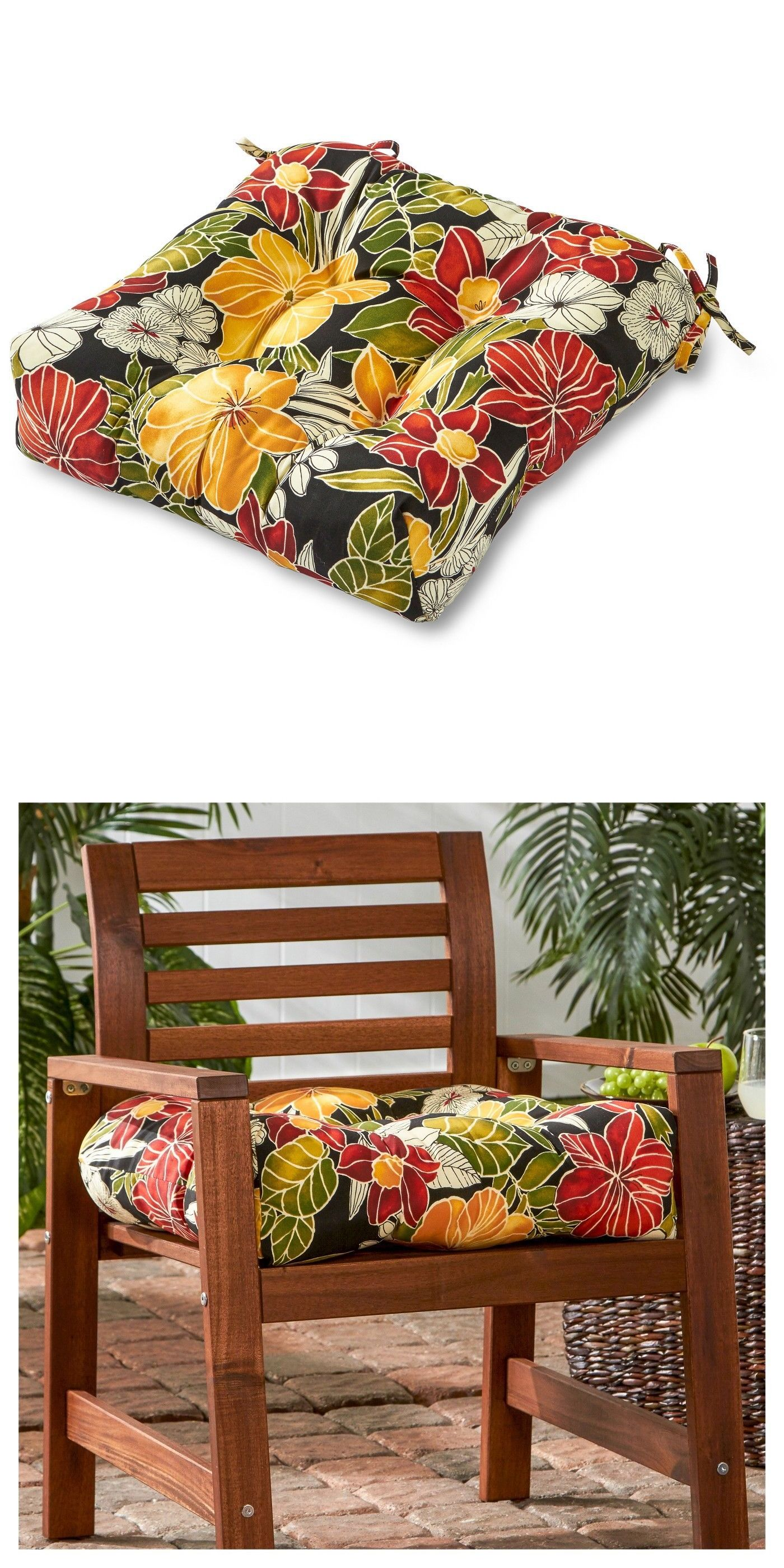Patio Furniture Cushions And Pads 79683 Greendale Home Fashions
