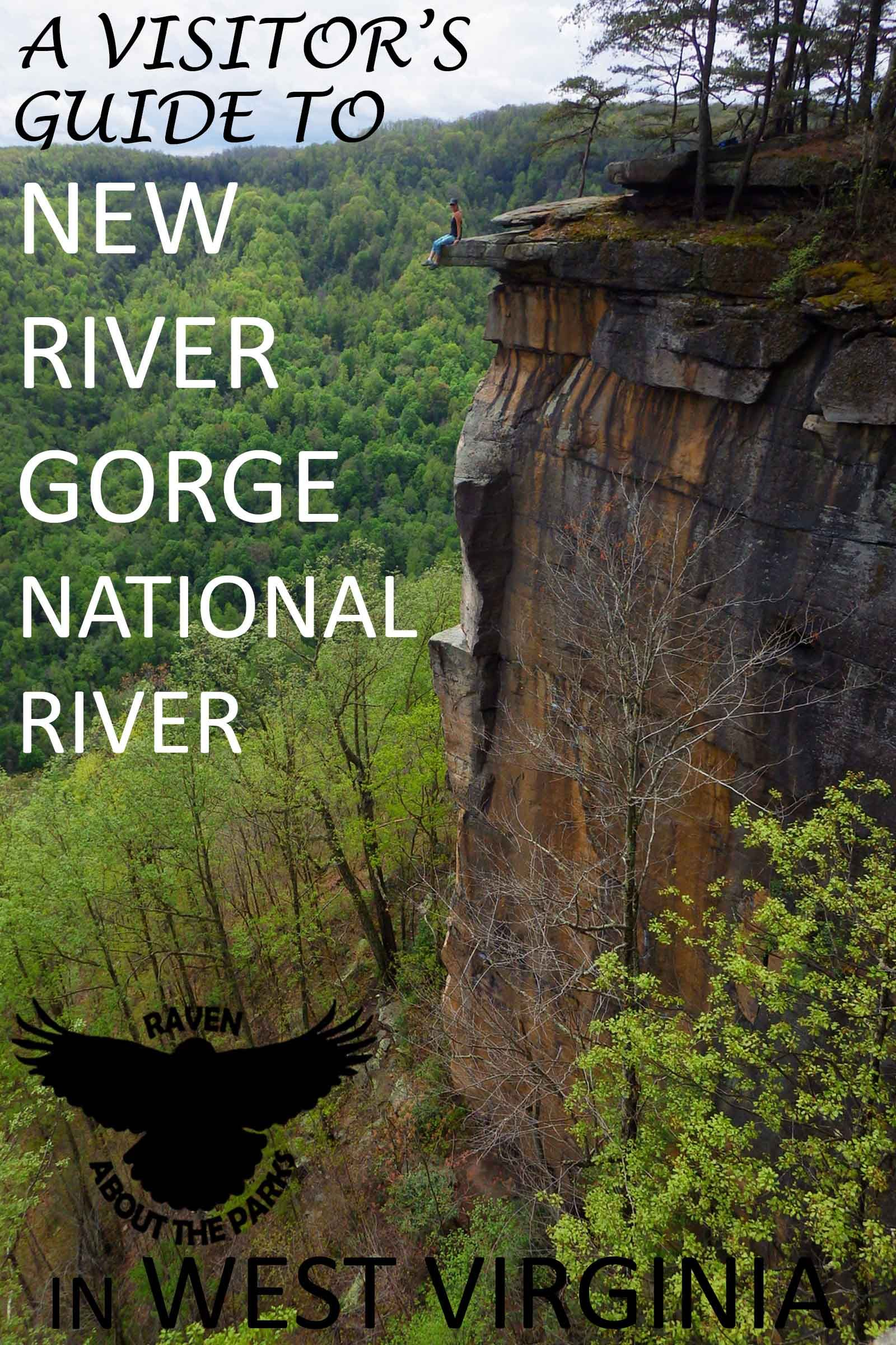 New River Gorge National River, West Virginia #westvirginia