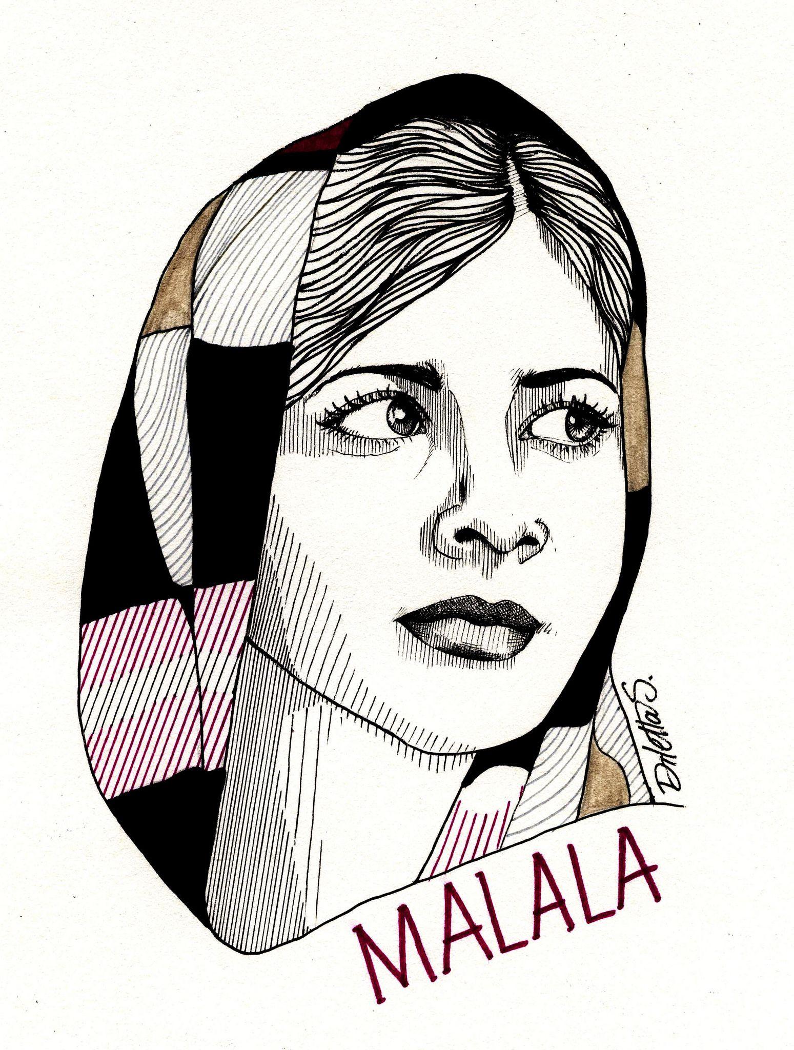 Https Flic Kr P Cyrr78 Malala Yousafzai One Book One Pen
