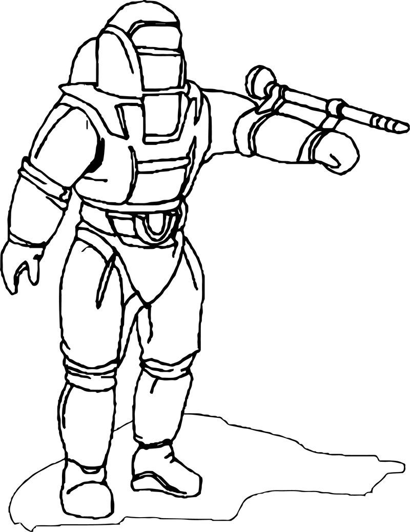 Astronaut Fire Coloring Pages. Also see the category to