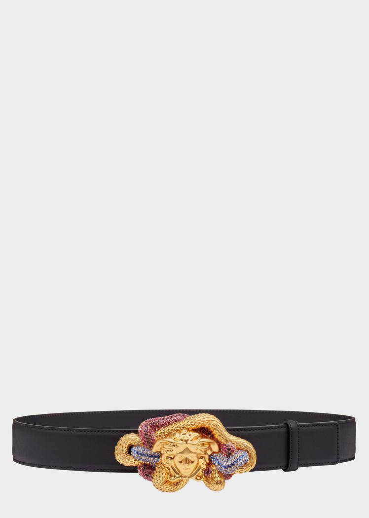 c8e53bcd8 Snake Medusa Leather Belt for Men | US Online Store in 2019 ...