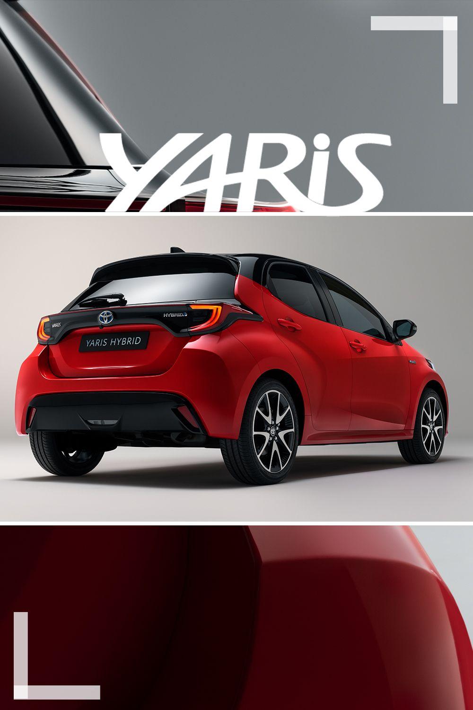 Die Vierte Generation Des Yaris Bietet Dir Mehr Fahrspass Neues Design Modernste Konnektivitat Optimierte Effiz Toyota Kleinwagen Fahrzeuge