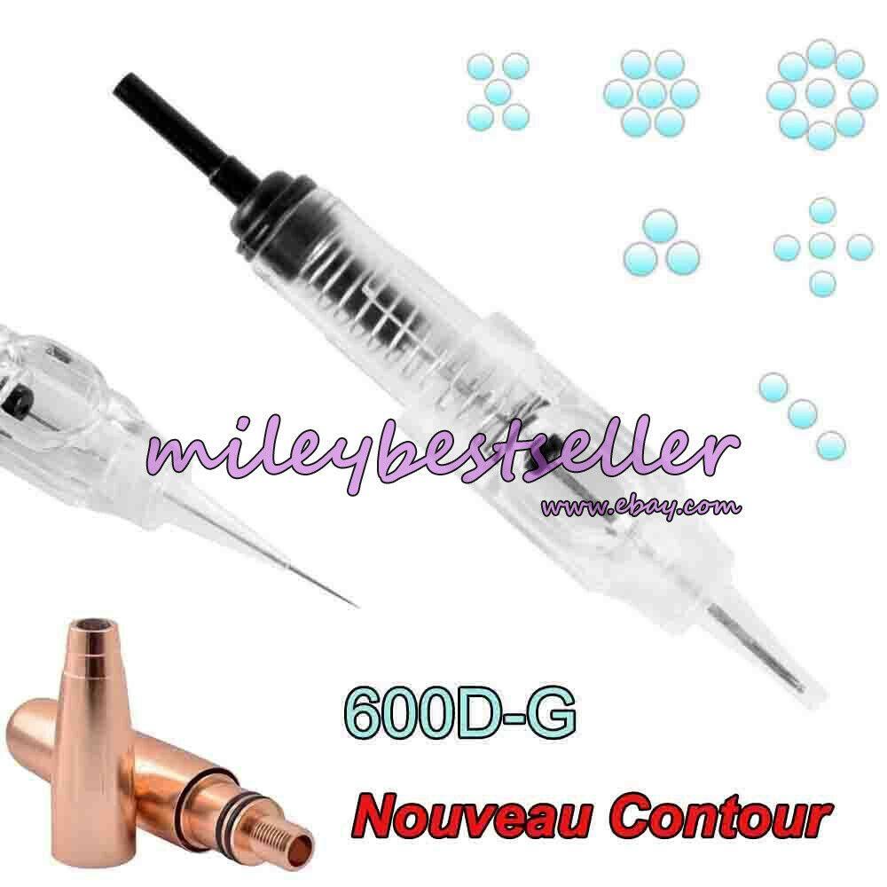 600dg 10pcs tattoo needles eyebrow microblading nouveau