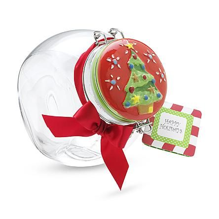 Global Amici Christmas Space Saver Jar Christmas Tree Christmas Jars Christmas Bulbs Holiday