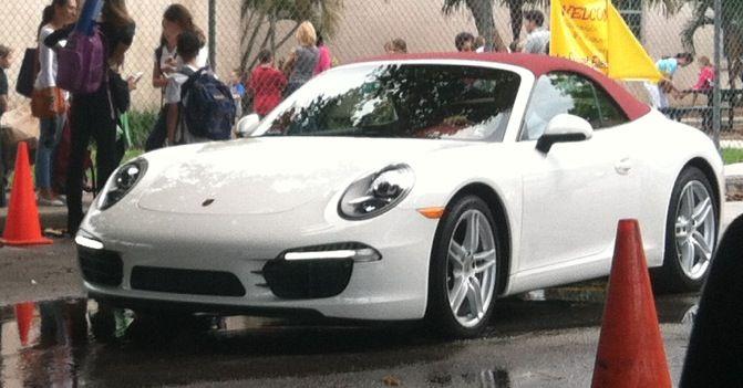 2013 carrera cab Porsche