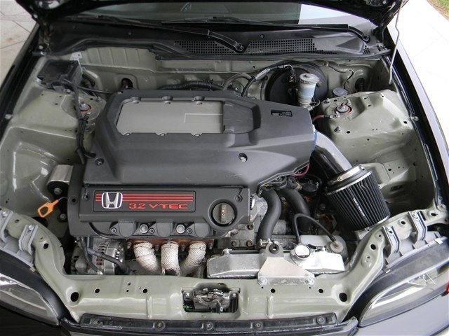 J Series Civic L V From Acura TL Mated To A Spd Manual - Acura tl manual transmission