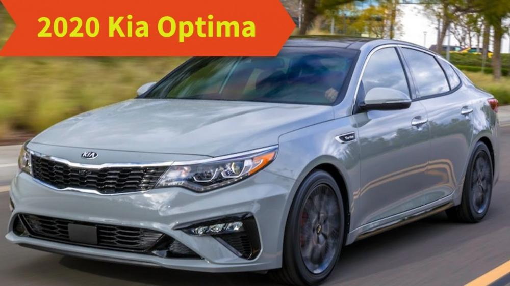 Kia Optima 2020 Price Price And Release Date