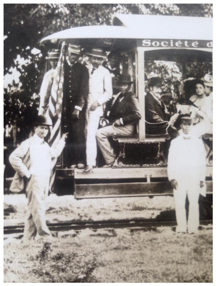 Société des Tramways de Port-au-Prince, Haiti c.1896