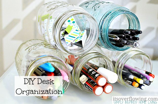 Delighful Diy Desk Decorating Ideas For Design